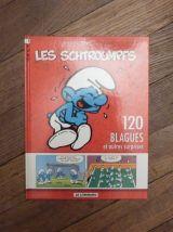 Les Schtroumpfs- Tome 1- 120 Blagues et Autres Surprises