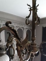 Lustre bronze