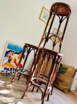 Tabourets style Thonet