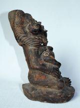 Figurine de fertilité Afrique de l'ouest.  XXe siècle.