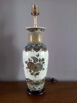 Lampe en porcelaine VILLEROY & BOCH