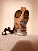 Masque a gaz vintage