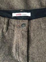 Pantalon tweed La Redoute Tailaille 40