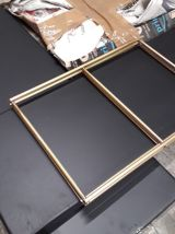petite vitrine tomado  etagere mural 1960  black mat et arma