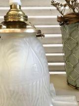 Lampe baladeuse tulipe ancienne