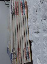Journeaux Mickey Geant 1984.