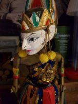 Lot de 2 figurines orientales