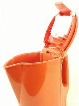 Bouilloire vintage orange Tefal.