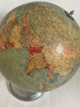 Grand globe terrestre Taride vintage 60's