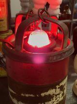 Lampe à poser industrielle