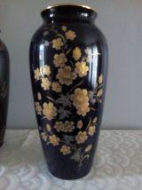 Paire de vases Porcelaine de LIMOGES