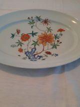 Plats porcelaine reynaud
