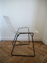 Bertoia Wire Side chair édition Knoll