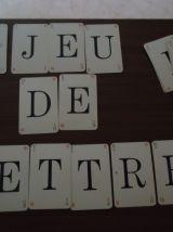 Jeux de Lettres créateur de tous les jeux de lettres existan