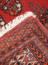 Tapis vintage Pakistanais Lahore fait main, 1C720
