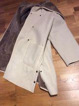 manteau en gomme PU neuf