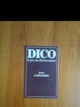 Jeu DICO Larousse