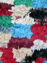 Tapis vintage Marocain Berber fait main, 1Q0326