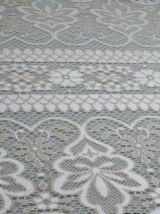 Nappe dentelle rectangulaire Dralon 2,30 x 1,50 m