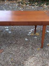 Table scandinave années 60