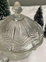 Bonbonnière / sucrier Art Deco