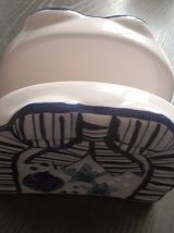 porte serviettes de table en faience
