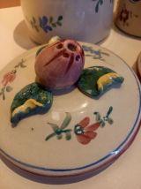 Pots décoratifs.