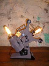 LAMPE PROJECTEUR - CINEMA - VINTAGE