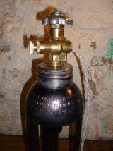 LAMPE BONBONNE GAZ