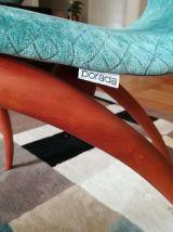 Lot de 4 chaises Anxie de Porada