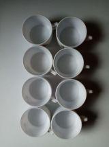 8 tasses arcopal