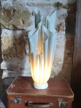 Lampe designer années 70