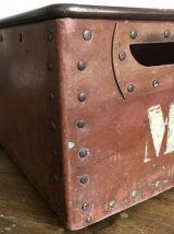 Bac industriel SUROY des filatures de Loos (Modèle M)