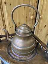 Superbe arrosoir en cuivre  vintage