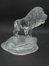 Presse papier en cristal