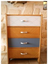 COMMODE VINTAGE ANNEE 40 - 50