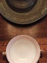 Tasse Porcelaine de Limoges