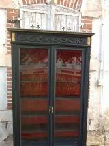 ancienne vitrine louis xvi