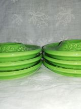 Set de 6 coquetiers en céramique
