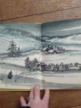 "Piste Eskimo- Georges Nigremont- Delagrave- ""Bouton d'Or"""