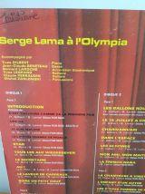 Vinyle serge LAMA