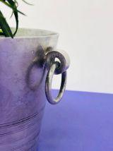 Sceau à glace ou cache pot (suivant votre humeur et envie !)