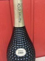 Bouteille de Champagne Factice Palmes d'Or Nicolas Feuillatt