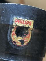 Suspension vintage 1950 Louis Kalff Philips - 33 cm