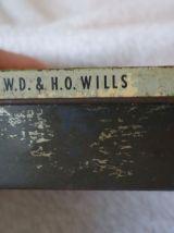 Ancienne boîte à Tabac à rouler fabriquée à Nottingham Golde