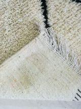 Tapis berbère beni ouarain  295 X 192  cm