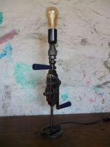 LAMPE - CHIGNOLE - DESIGN INDUSTRIEL
