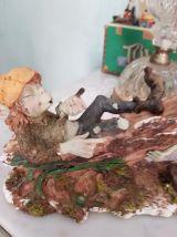Pixie figurine vintage