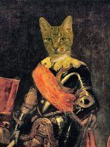 Portrait numérique de votre animal d'après peinture ancienne