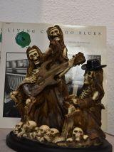 """Statuette """"The Rocking Dead"""""""